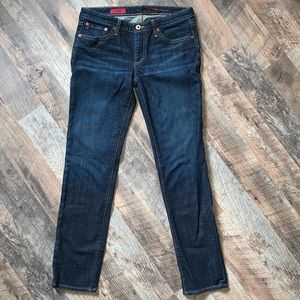 NEW AG The Stilt cigarette leg skinny jeans